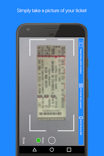 TicketFire Ticket Scanner- screenshot thumbnail