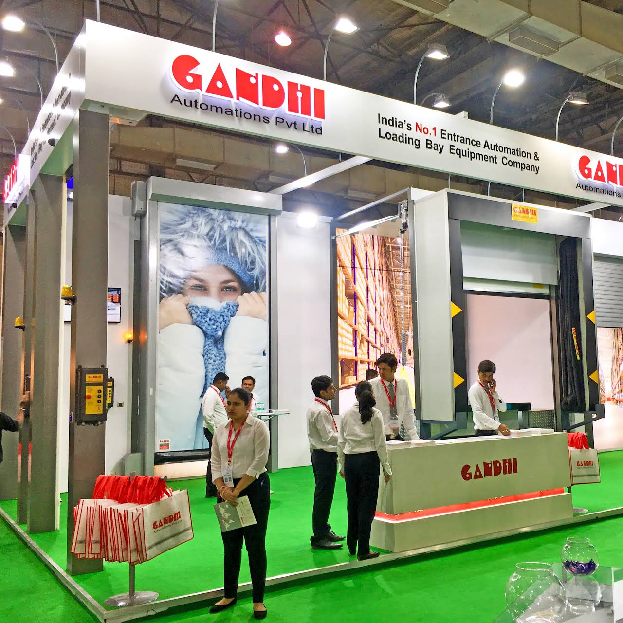 Exhibition Stall Design Agency In Gujarat : Brand plus exhibition stall design exhibition stall designer