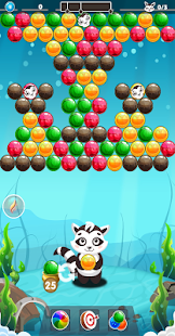 Tải Game Bubble Panda Raccoon Rescue Pop