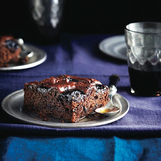 Ottolenghi's Sticky Chocolate Loaf