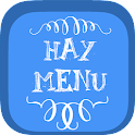 Hay Menu icon