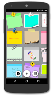 Sticky Notes + Widget memo- screenshot thumbnail
