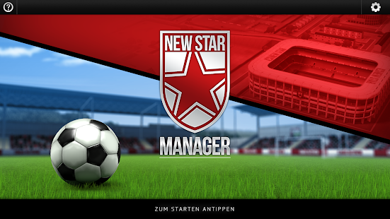 New Star Manager Screenshot