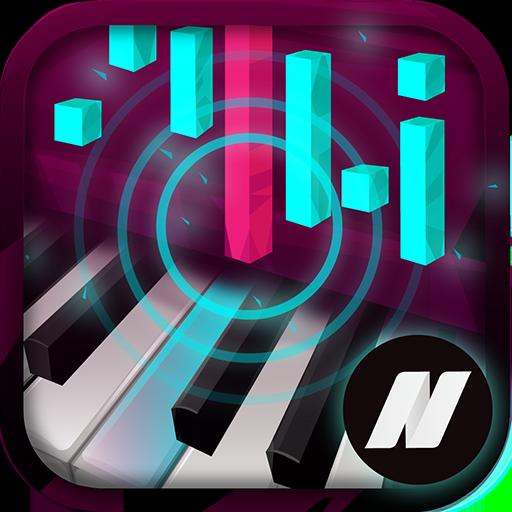 音乐のピアノ音楽ゲーム LOGO-記事Game