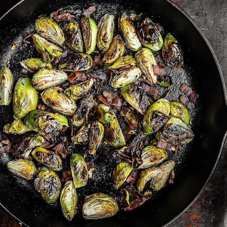 Gluten Free Roasted Brussels Sprouts Recipe
