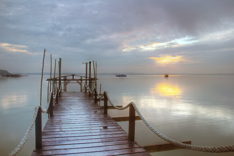 dawn @ SL by Zaidi Amri - Landscapes Sunsets & Sunrises