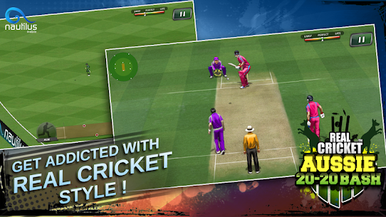 Real Cricket ™ Aussie 20 Bash App Download For Android 4