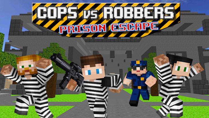 Cops VS Robbers Prison Escape screenshot