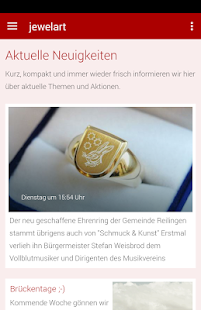 Schmuck & Kunst- screenshot thumbnail
