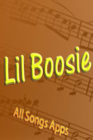 All Songs of Lil Boosie