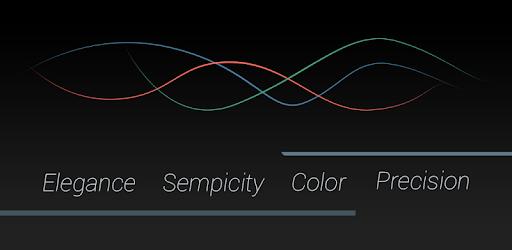 Substratum DestinyBlack Theme app for Android screenshot