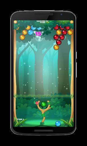 無料解谜Appのシューターバブルウッドランド|記事Game