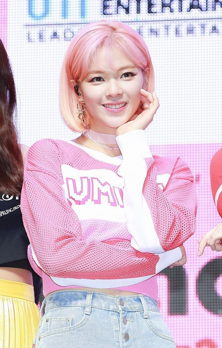 short pink 21