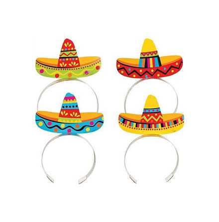 Diadem Sombreros - Fiesta Fun