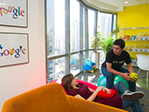Google's Latin America Office in Belo Horizonte, Brazil.