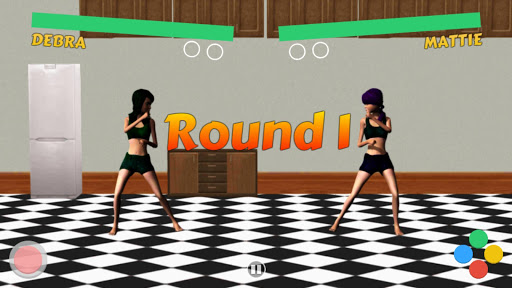 Last Girls Fighting Game 3D