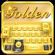 Golden Keyboard - GIF & Emoji & Sticker Android apk