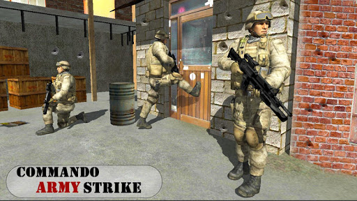 Commando Missions Combat Fury  screenshots 2