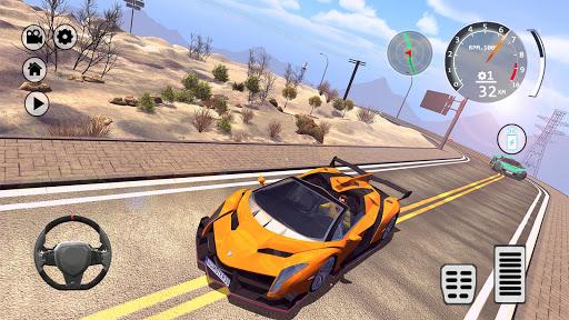 Drift Simulator: Veneno Roadster 1.0 screenshots 9