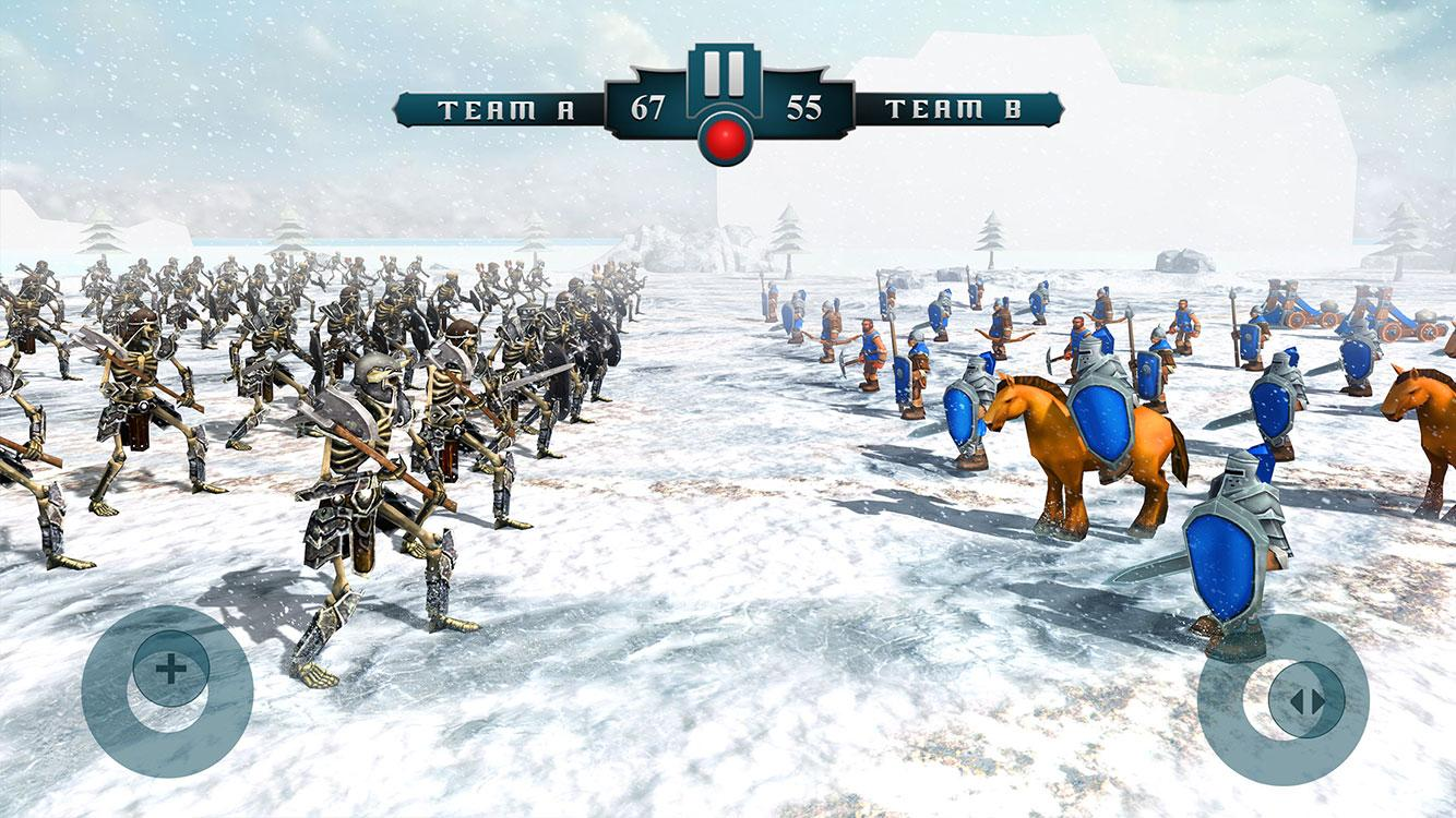 Ultimate Epic Battle War Fantasy Game- screenshot