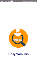 Daily Walkins - IT jobs for developers & freshers APK screenshot thumbnail 7