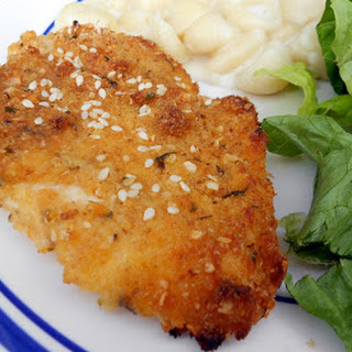 Savory Yogurt Chicken Breasts