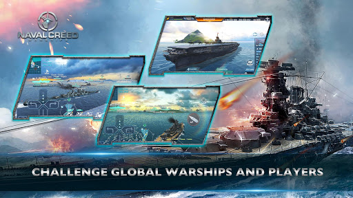Naval Creed:Warships apkpoly screenshots 4