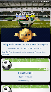 Expert Betting Tips Premium - náhled