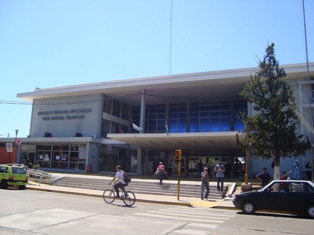 Estacion Parana