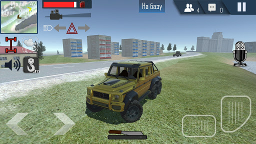 Offroad Simulator Online: 8x8 & 4x4 off road rally  screenshots 9