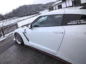 NISSAN GT-R  08年プレミアムエディションのカスタム事例画像 マッキーさんの2020年12月31日21:25の投稿