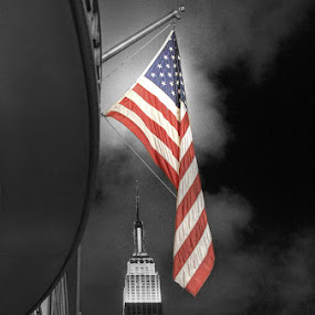 American Icon by Guy Longtin - Landscapes Travel