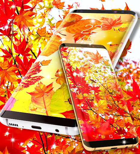 autumn live wallpaper for android