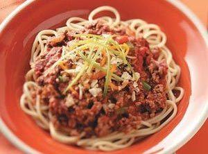 Rootin'-tootin' Cincinnati Chili Recipe