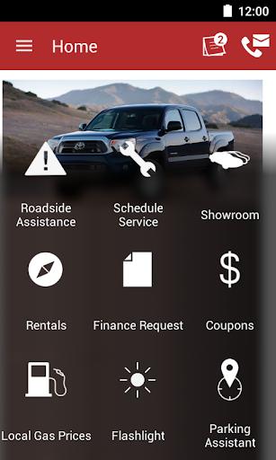 University Toyota DealerApp