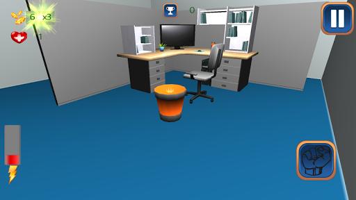 Office Toss 3D