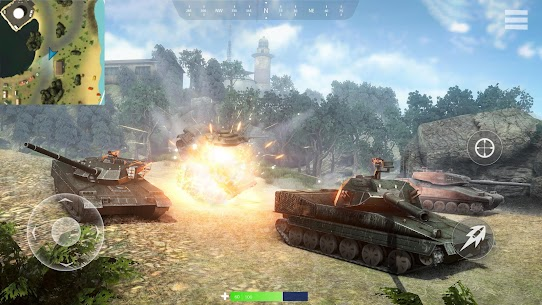 War of Tanks: PvP Blitz 2