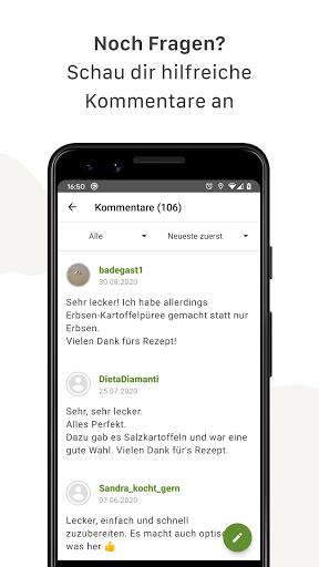 Chefkoch - Rezepte & Kochen  screenshots 5