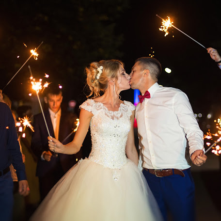 Wedding photographer Aleksandra Mukhotina (muhotina). Photo of 26.12.2017