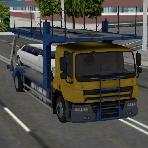 Cargo cars truck transporter 模擬 App LOGO-硬是要APP
