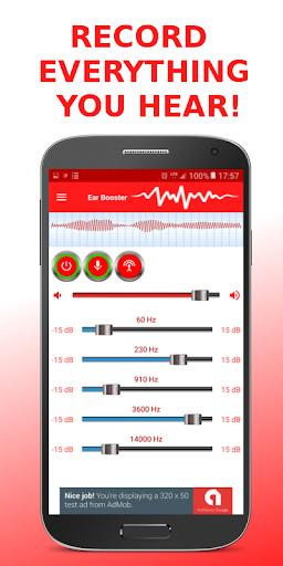 Ear Booster - Better Hearing: Mobile Hearing Aid 1.6.7 screenshots 3