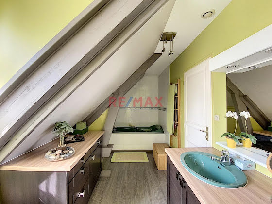Vente maison 7 pièces 172 m2