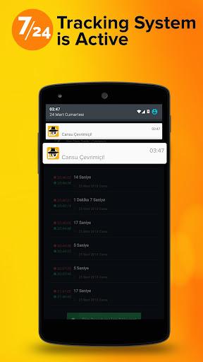 WhatzLog screenshot 2