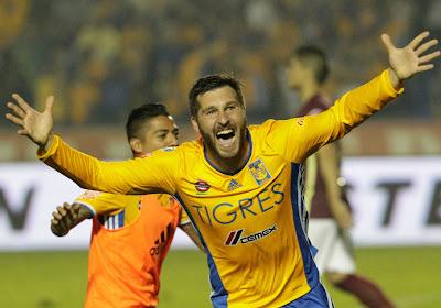 Coupe du Monde des Clubs : André-Pierre Gignac permet aux Tigres de se hisser en demi-finale