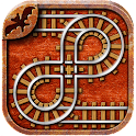 Rail Maze : Train puzzler icon