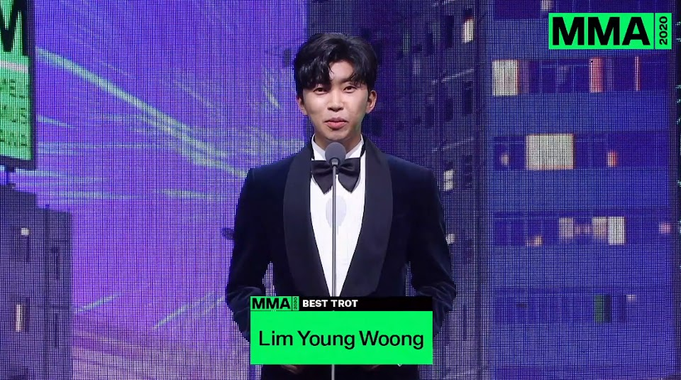 lim young woong trot