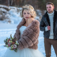 Wedding photographer Anna Fedosova (EFACE). Photo of 02.03.2017
