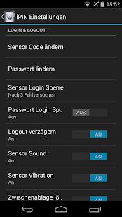 iPIN - Passwort Manager Screenshot