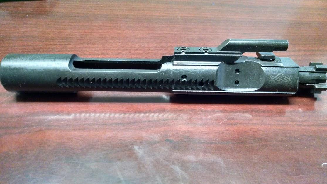 AR15 BCG: Bushmaster - The FAL Files