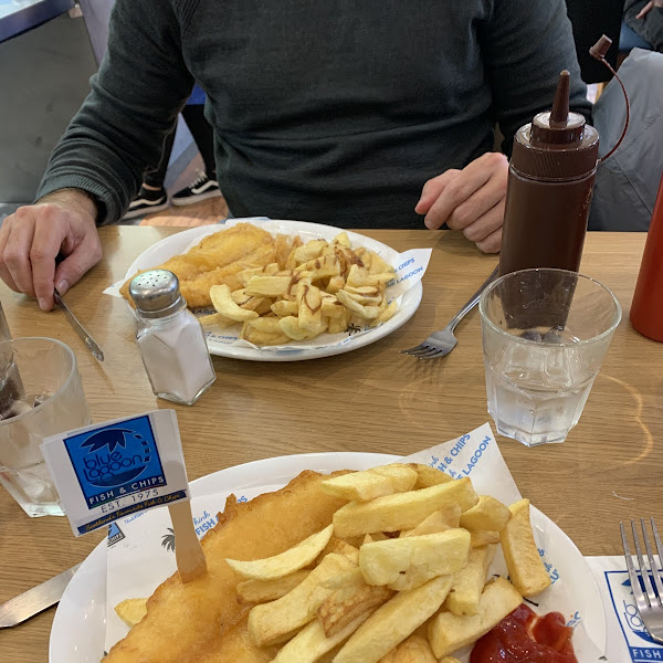 Photo from Blue Lagoon Fish & Chips